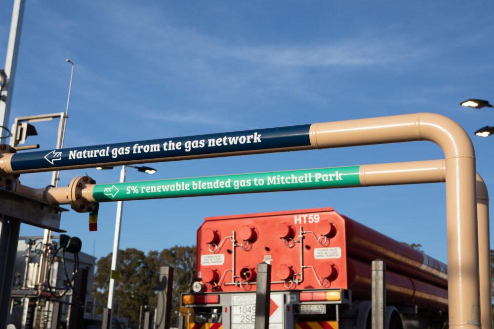 Hydrogen Park South Australia