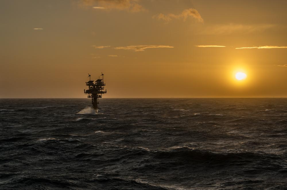 North Sea reach net-zero