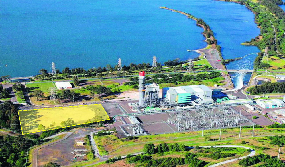 GE technology to power gas and hydrogen power plant