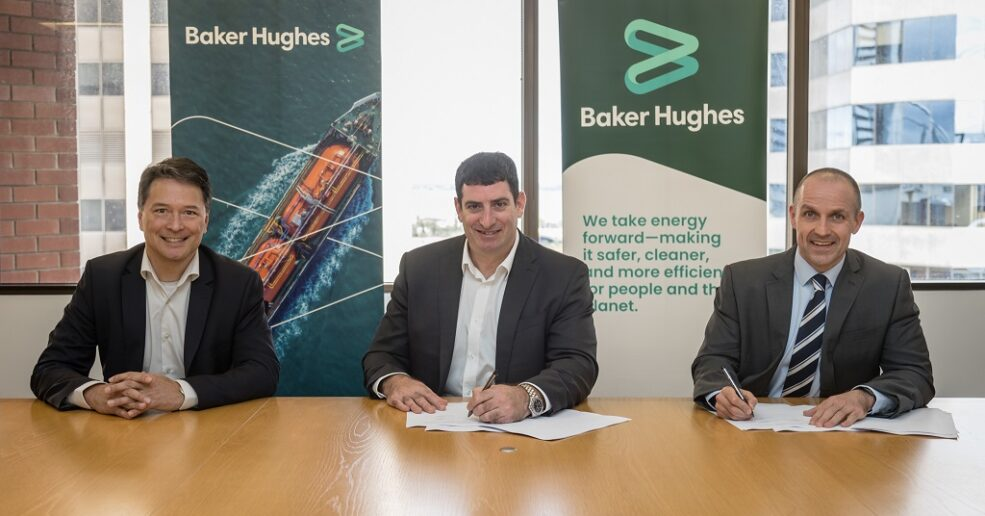 Baker Hughes to deliver technology for J-IC project