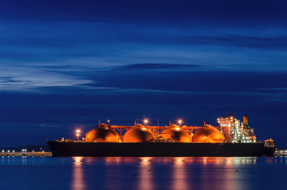 CCS could have material impact on emissions of LNG projects