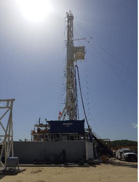 Alameda-1 well spuds in Cuba
